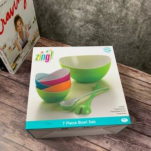 zing! ~ 7 Piece Bowl Set